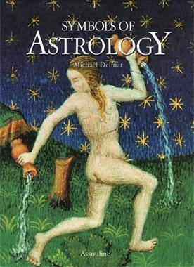 Grote foto symbols of astrology michael delmar boeken esoterie en spiritualiteit