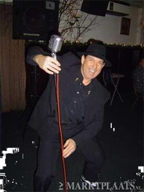 Grote foto rockin harrie zanger voor golden oldies party muziek en instrumenten zangers en zangeressen