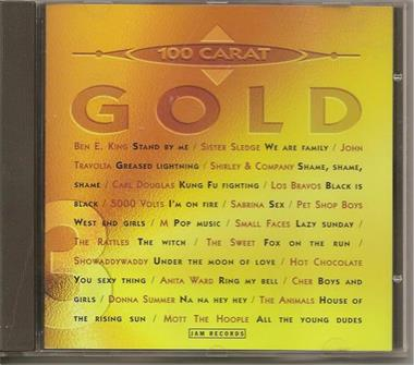 Grote foto 100 carat gold volume 3 cd en dvd verzamelalbums