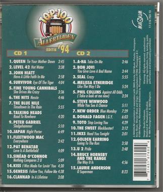 Grote foto het beste uit de top 100 1994 cd en dvd verzamelalbums