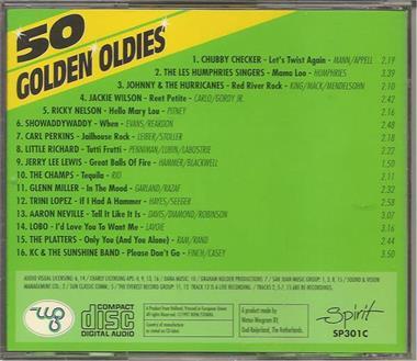 Grote foto 50 golden oldies cd en dvd verzamelalbums