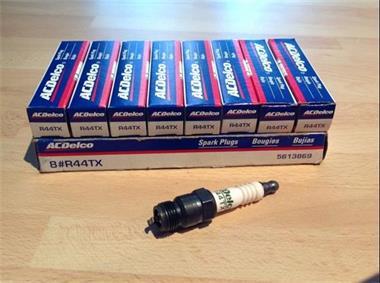 Grote foto ac delco r44tx bougie artikelnummer 19302738 auto onderdelen overige auto onderdelen