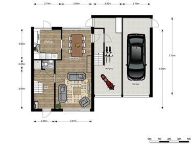 Grote foto eengezinswoning te koop bossestraat 36 vogelwaarde huizen en kamers eengezinswoningen