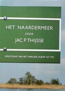 Grote foto het naardermeer door jac. p. thijsse verzamelen boeken en tijdschriften