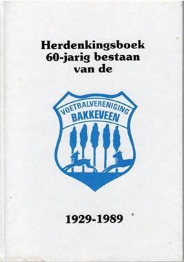 Grote foto herdenkingsboek 60 jarig bestaan vv bakkeveen boeken sport