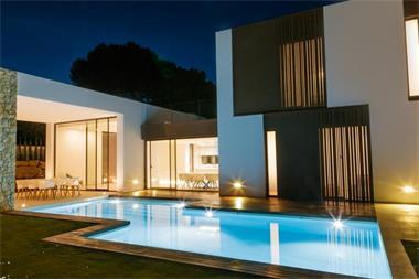 Grote foto moderne villa in moraira costa blanca huizen en kamers bestaand europa