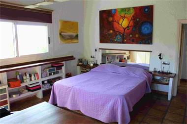 Grote foto villa in ibiza stijl in alfaz del pi costa blanca huizen en kamers bestaand europa