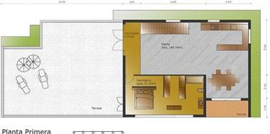 Grote foto villa zonder plot in spanje huizen en kamers nieuw europa