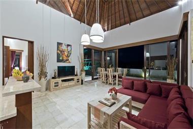 Grote foto bali luxe villa vakantie azie