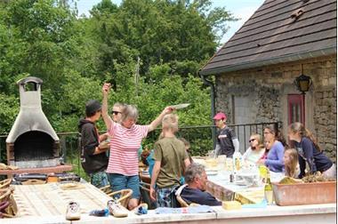 Grote foto frankrijk groepshuis bourgogne 50 pers. vakantie frankrijk