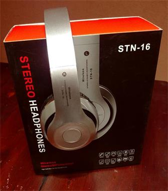 Grote foto wireless stereo headphones audio tv en foto koptelefoons