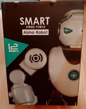 Grote foto speelgoed alpha robot smart strike force kinderen en baby actiefiguren