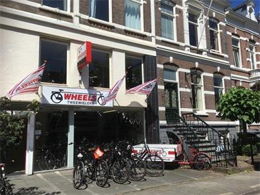 Grote foto 2dehands damesfietsen 3 verdiepingen wheels nijm. fietsen en brommers damesfietsen