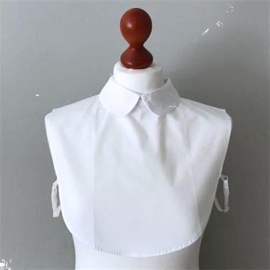 Grote foto nieuw los wit kraagje voor onder je trui kleding dames blouses