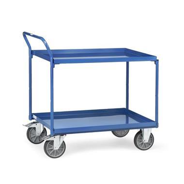 Grote foto tafelwagens magazijnwagens tafelwagen doe het zelf en verbouw kruiwagens en transportwagens