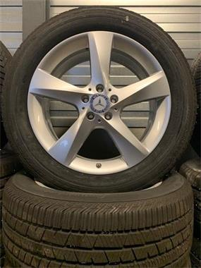 Grote foto 0464 set 19 mercedes ml gle wielen demo auto onderdelen overige auto onderdelen