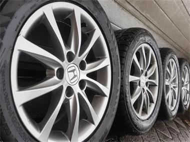 Verwonderlijk Orig 16 Inch Honda Accord Civic CR-V Legend Velgen Kopen | Banden GS-04