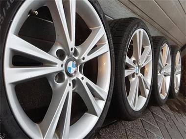 Grote foto orig. 18 inch bmw 1 2 3 serie f20 f21 f22 velgen auto onderdelen banden en velgen