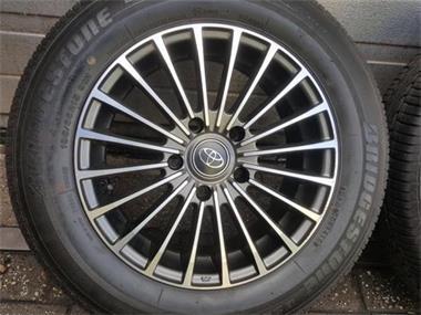 Grote foto 15 inch toyota avensis prius verso auris velgen auto onderdelen banden en velgen