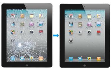 Grote foto apple ipad pro 12.9 2017 reparatie in wolvega computers en software tablets apple ipad