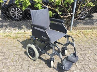 Grote foto vouwbare ultralight rolstoel sunrise medical. beauty en gezondheid rollators