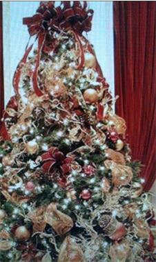 Grote foto huur kerstboom afbeeldingen opgetuigde kerstboom diversen kerst