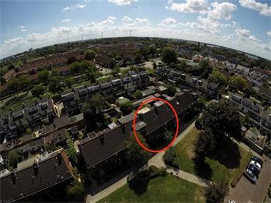 Grote foto eengezinswoning te huur anna van burenstraat 10 leiderdorp huizen en kamers eengezinswoningen