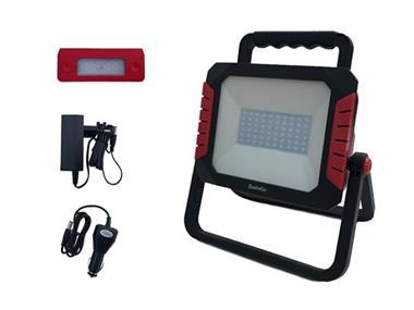 Grote foto barteljo oplaadbare led werklamp 30w doe het zelf en verbouw handgereedschap