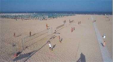 Grote foto luxe chalets camping mare e pineta direct aan zee vakantie italie