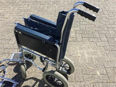 Grote foto makkelijk mee te nemen transport rolstoel beauty en gezondheid rollators