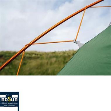 Grote foto vaude terraquattro 3p tent fp 2018 nieuw caravans en kamperen tenten