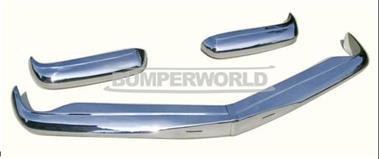 Grote foto mercedes 190sl w121 roadster grill bumpers en.. auto onderdelen overige auto onderdelen