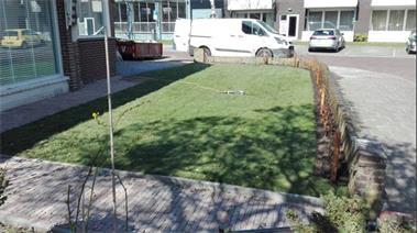 Grote foto stratenmaker bestrating tuinaanleg tuin sloop diensten en vakmensen tuinmannen en stratenmakers
