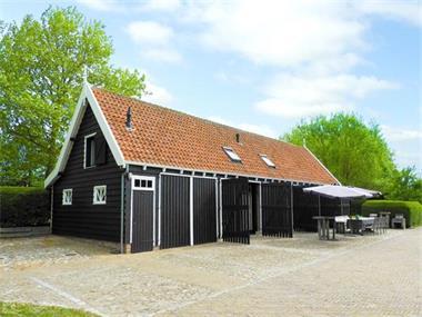 Grote foto luxe 10 persoons vrijstaand vakantiehuis met eigen tuin in o vakantie nederland zuid
