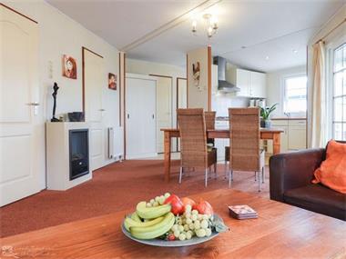 Grote foto luxe 4 persoons vakantiechalet met veranda en gratis interne vakantie nederland zuid