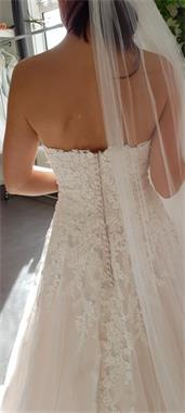 Grote foto trouwjurk ladybird style cc417045 kleding dames trouwkleding