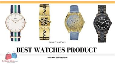 Grote foto succeed with world watches kleding heren overige herenkleding