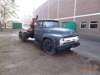 Grote foto ford f500 kraanwagen auto ford