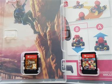 Grote foto nintendo switch complete set spelcomputers games 2ds en 3ds