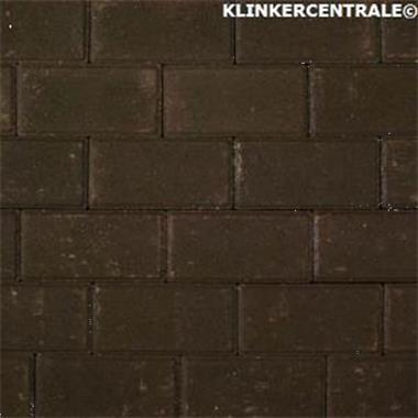 Grote foto 14071 nieuwe betonklinkers zwart 21x10 5x8cm bkk straatstene tuin en terras tegels en terrasdelen