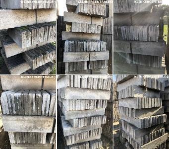 Grote foto 18337 diverse maten gebruikte opsluitbanden betonbanden stoe tuin en terras tegels en terrasdelen