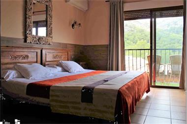 Grote foto exclusief luxe hotel met 11 kamers appartement vakantie spaanse kust