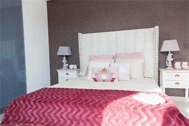 Grote foto villa met zeezicht aan de costa blanca vakantie spanje