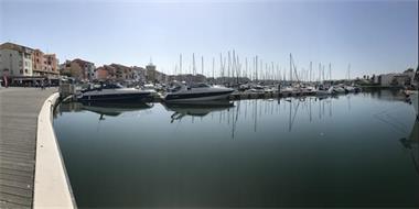 Grote foto villa vacance port lano cap d agde languedoc vakantie frankrijk