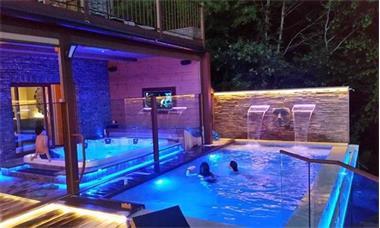 Grote foto ardennen te huur durbuy luxe wellness villa vakantie belgi