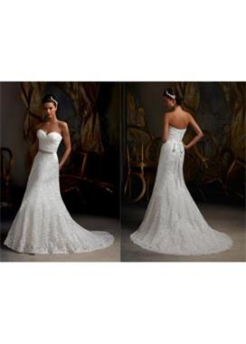 Grote foto trouwjurk bruidsjurl alle maten wit ivoor etc kleding dames trouwkleding