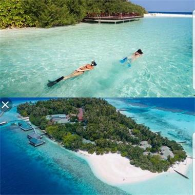 Grote foto malediven 1300 per persoon van 19 t m 28 mei 2019 vakantie aanbiedingen en last minute