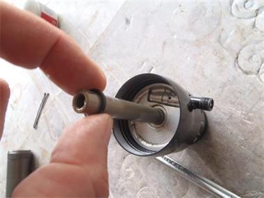 Grote foto demper onderhoud fox float drcv modellen fietsen en brommers onderdelen