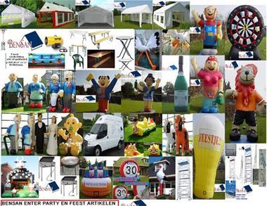 Grote foto huwelijksboog jubileumboog 4.10 mtr bensan enter diensten en vakmensen feesten