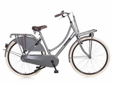 Grote foto daily dutch basic 28 inch titanium fietsen en brommers damesfietsen